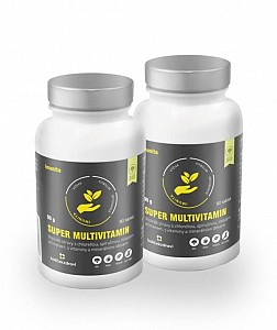 2x BIO SUPER MULTIVITAMIN 90 TABLET