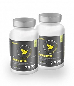 2x BIO SUPER DETOX 200 TABLET